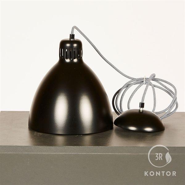 Image of   Archi lampe fra Light-Point i sort metal