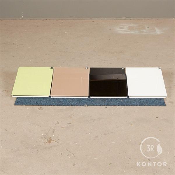 Image of   Chat board magasinholder - 4 stk. forskellig farve.