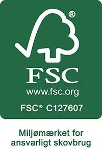 FSC Certificate for 3R Kontor ApS